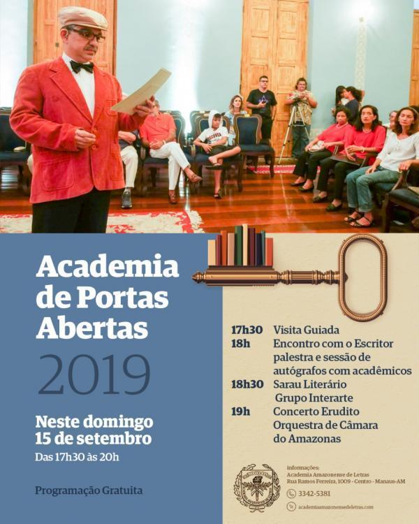 Festival Amazonas de Corais anima terceiro domingo de Academia de Portas Abertas
