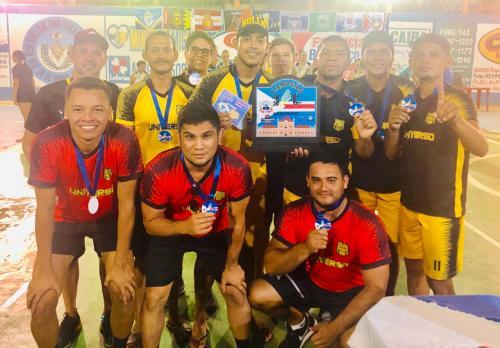 Universo Club's, de Juruti, é o campeão do 1º Campeonato Obidense de Voleibol