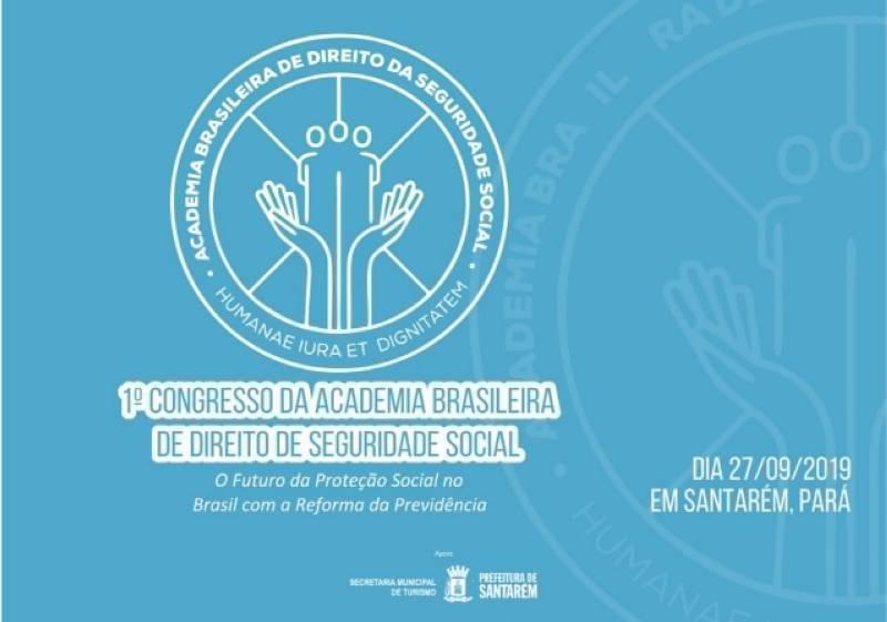 Turismo de negócios desponta em Santarém com Congresso de Seguridade Social