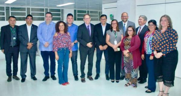 Governo do AM e Banco Mundial discutem projetos que podem chegar a R$ 1 bilhão