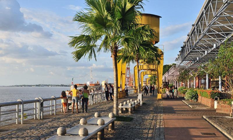 Corda oficial do Círio 2019 estará em exposição na Estação das Docas, em Belém