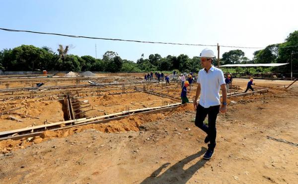 Maués ganha duas novas escolas com ginásios