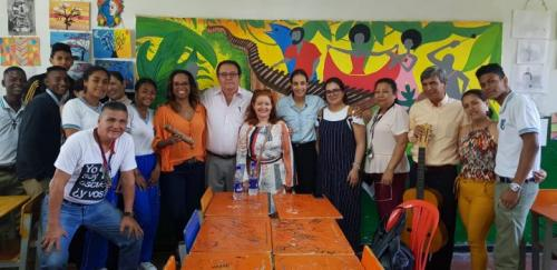 Manaus e Colômbia realizam intercâmbio sobre 'Escolas Transformadoras'