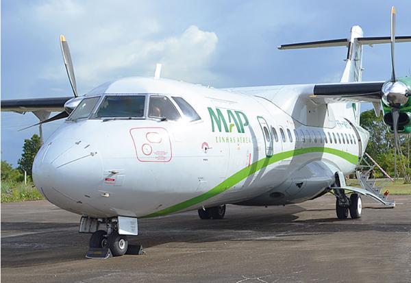 Falta de combustível fez motores de avião da MAP apagarem no voo para Manaus