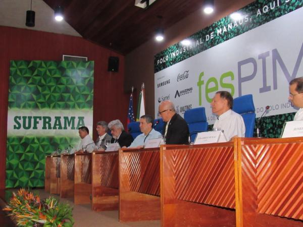 Suframa e Instituto Piatam lançam Feira de Sustentabilidade do Polo Industrial de Manaus