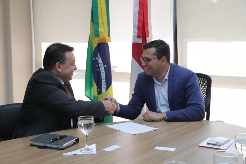 Governo do AM assina contrato de financiamento de R$ 400 milhões com Banco do Brasil