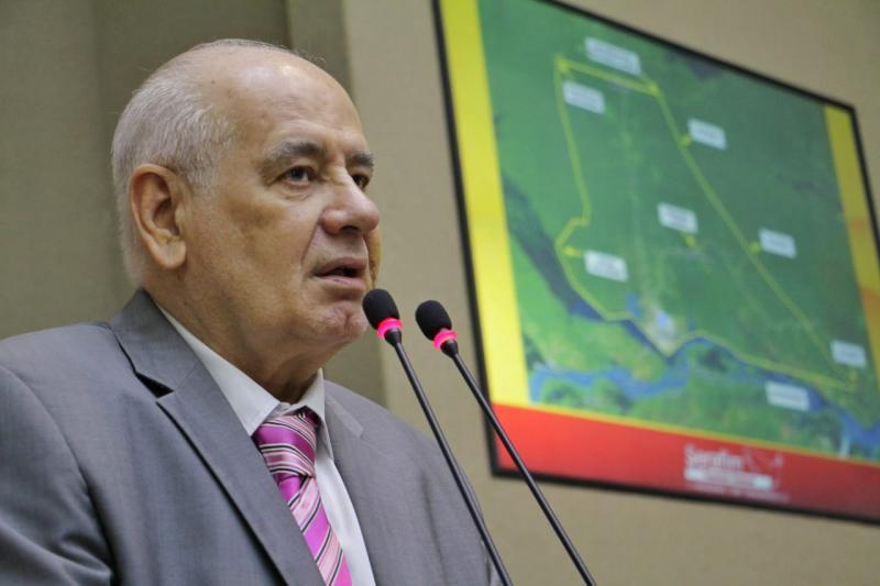 Mais de 80% dos municípios do AM ignoram Lei da Transparência, diz Serafim