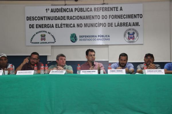 Defensoria propõe que Amazonas Energia pague R$ 2 milhões por apagão em Lábrea
