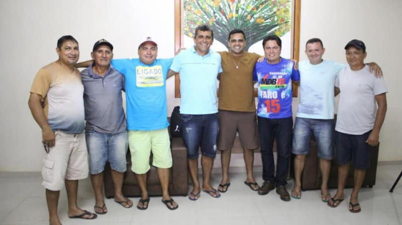 Oposição em Nhamundá isola Nenê Machado