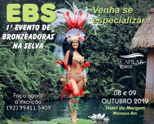 Encontro de Bronzeadores da Selva traz grandes nomes para Manaus