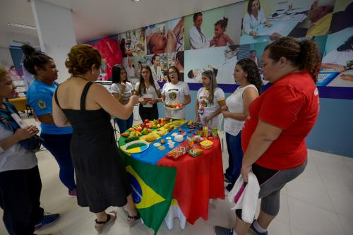Semana de Combate à Obesidade, em Manaus, estimula alimentação saudável e atividade física