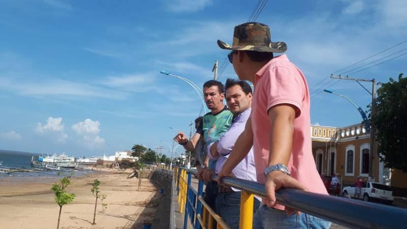 Preparativos para o Circuito de Verão 2019 avançam na orla de Santarém
