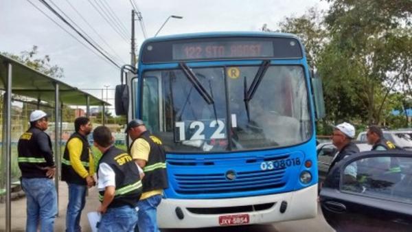 Linhas de ônibus serão alteradas durante obras do Prosamim, em Manaus