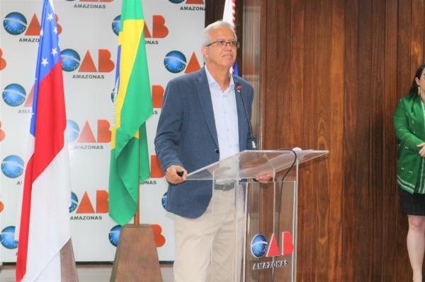 Pré candidato a prefeito de Manaus pelo PSL, Reis diz que segue Bolsonaro
