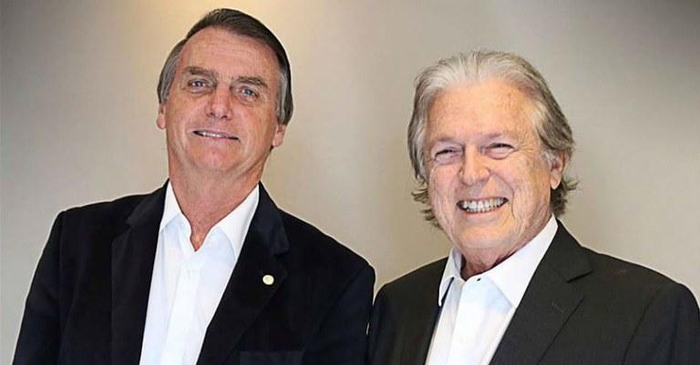 Bolsonaro foi afastado do PSL, afirma Bivar