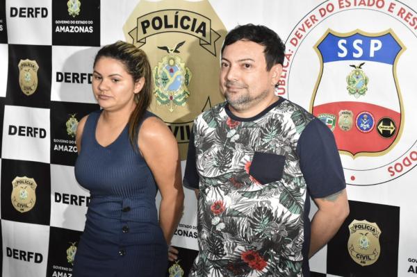 Polícia prende ex-vereador de Figueiredo e esposa por estelionato de R$ 2 milhões