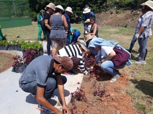 Em Manaus, minicurso de jardinagem e paisagismo tem mudança no local