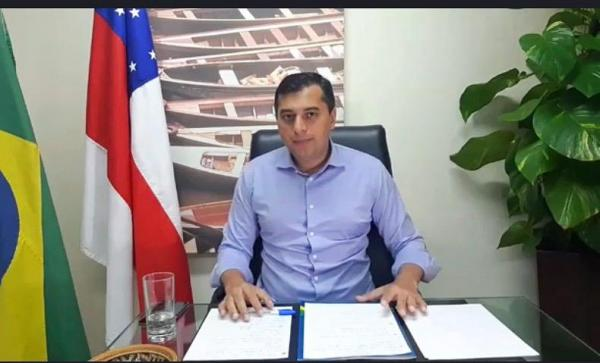 Wilson Lima anuncia auxílio alimentação de R$ 500 para todos servidores da ativa