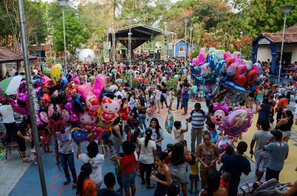 Dia das Crianças e celebrações marcam o fim de semana em Manaus