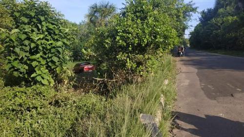 Homem morre em acidente na estrada do Macurani, em Parintins