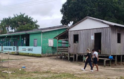 Direitos básicos das crianças ribeirinhas são alvo do MPAM em Maraã