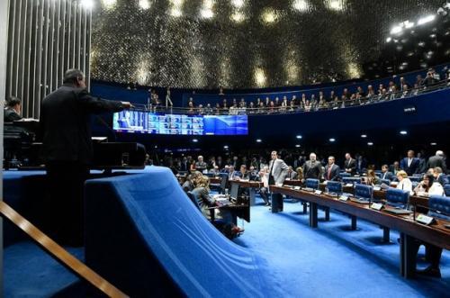 Senado aprova distribuição de recursos do leilão do pré-sal