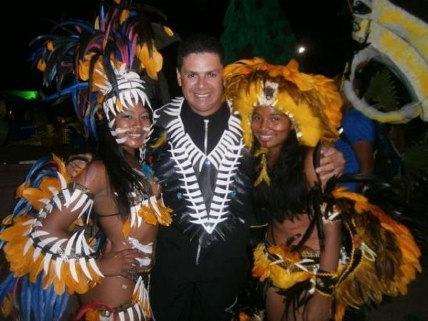 Ângelo Roberto, um dos precursores da toada em Manaus