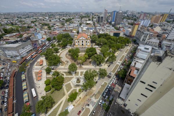 Clima de aniversário já toma conta de Manaus
