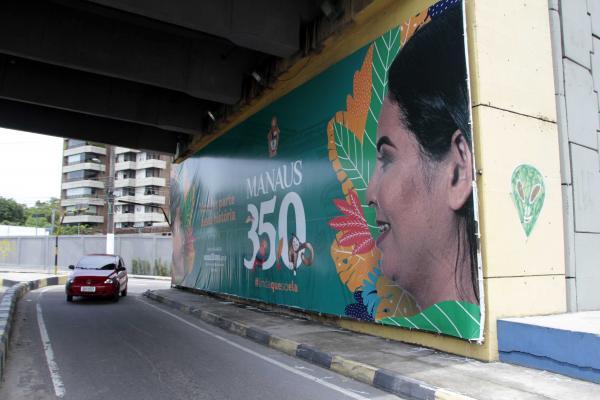 Governador decreta feriadão no aniversário de Manaus