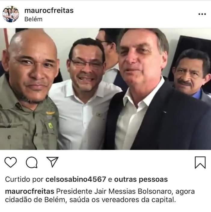 Presidente da Câmara de Belém é o padrinho da Parada LGBTI e comunidade gay protesta