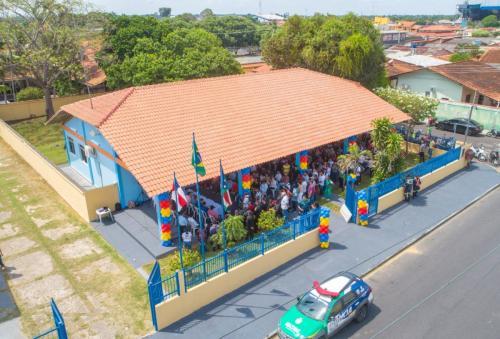 Prefeitura de Parintins lança edital para cursos na Escola Aldair Kimura