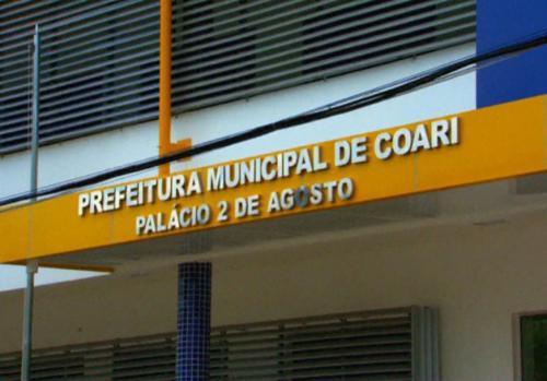 Após prisões, prefeito de Coari demite todos os comissionados da Prefeitura
