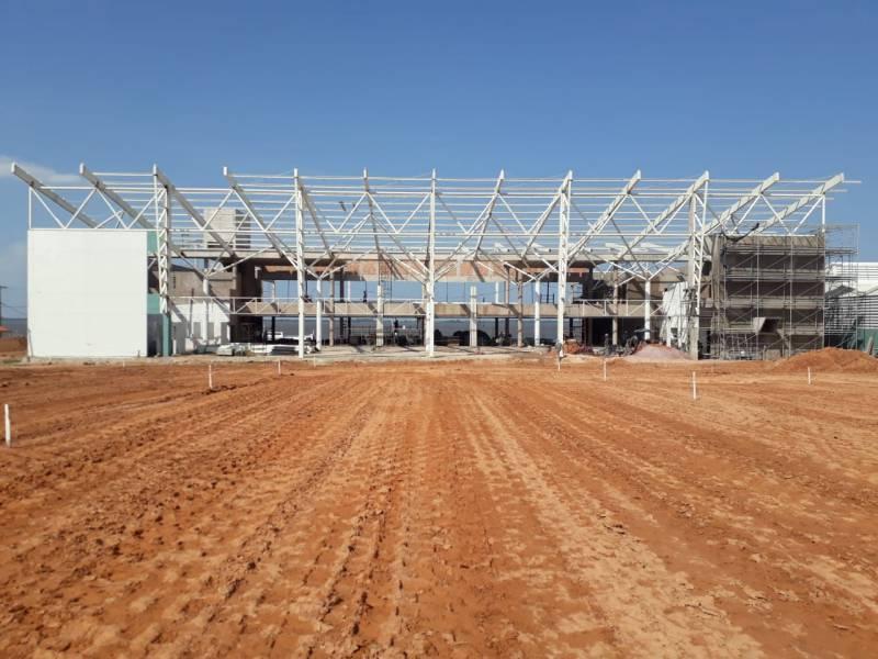 Novo Terminal Hidroviário de Santarém está com 55% das obras concluídas