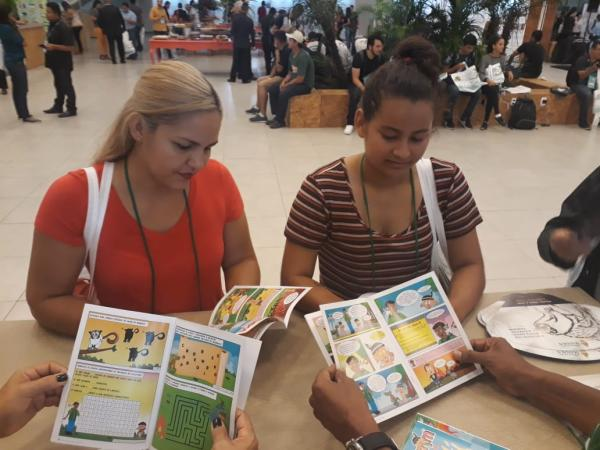 Prefeitura de Manaus divulga políticas de educação ambiental em simpósio do TCE