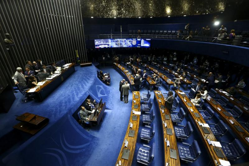 Senado deve concluir terça (22) votação de mudanças na Previdência