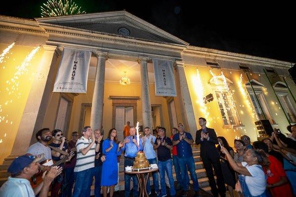 Aniversário de Manaus será marcada por resgate histórico no centro da cidade