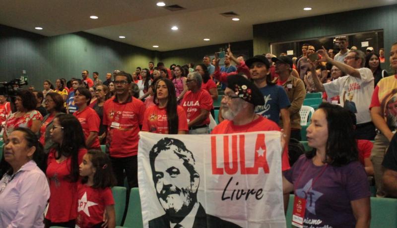 Congresso do PT Amazonas aprova oposição ao governo Wilson Lima