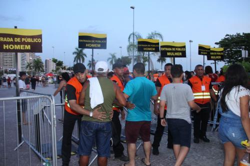 Veja a lista de objetos proibidos de levar para o Boi Manaus