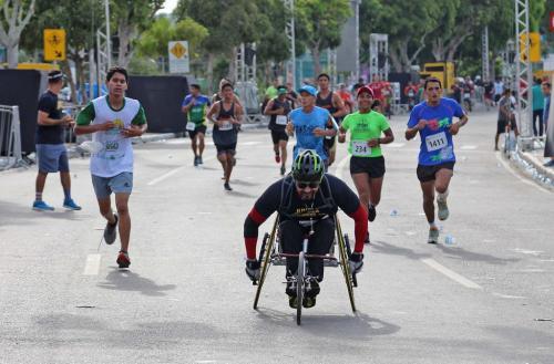 Corrida Internacional Cidade de Manaus dá início a 'Viradão Esportivo'