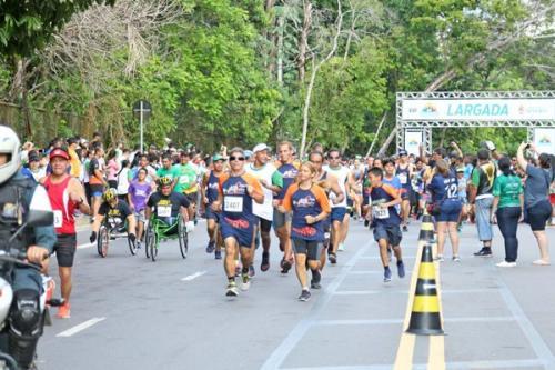 Corrida Internacional Cidade de Manaus movimenta mais de 10 mil participantes