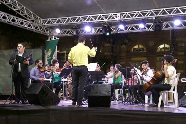 Resgate do hino e inauguração de centro cultural marcam os 350 anos de Manaus