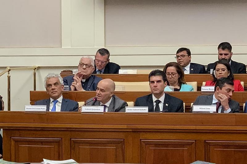 Igreja e governadores da Amazônia e nordeste discutem meio ambiente no Vaticano