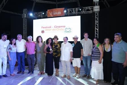 Festival de Cinema de Alter do Chão 2019, em Santarém, escolhe vencedores