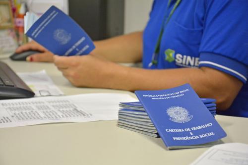 Sine oferece 39 vagas de emprego nesta quarta (30)