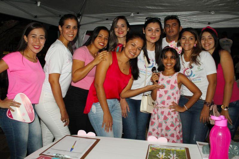 Campanha para doação de cabelos é lançado durante o Outubro Rosa em Tucuruí