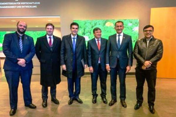 Diálogos entre Alemanha e governadores da Amazônia apontam novas perspectivas para a região