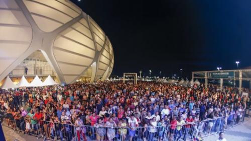 'Festa do servidor' é hoje (31) na Arena da Amazônia