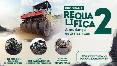 Programa Requalifica: A mudança está nas ruas