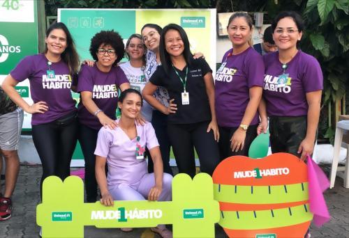 Circuito de saúde Unimed encoraja manauaras a mudar hábitos e adotar práticas saudáveis