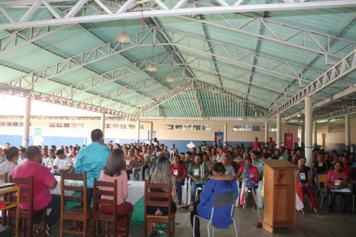 Prefeitura de Parintins realiza curso de formação para cozinheiros e auxiliares de serviços gerais
